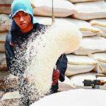 Pedagang Beras Merugi di Pasar Anyar