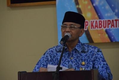 Bupati Serang, Ahmad Taufik Nuriman.(bbs)