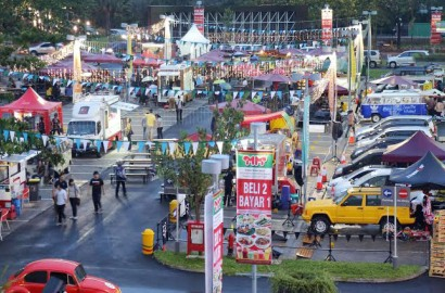 Food Truck Festival di SDC.(hms)