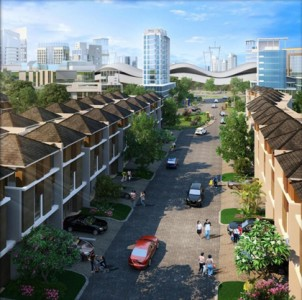 Regentown BSD City