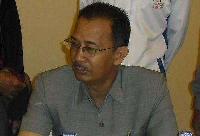 Ahadi, Wakil Ketua DPRD Kota Tangsel.(bbs)