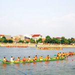 Menikmati Parade 100 Perahu di Festival Cisadane