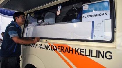 Mobil Pajak Keliling Tangerang