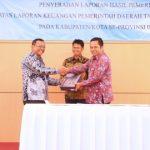 Gunakan Sistem Akutansi Baru, Kota Tangerang Kembali Raih WTP