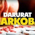 Rebut Senpi Polisi, Bandar Narkoba Ditembak