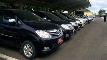 Mudik Mobil Dinas
