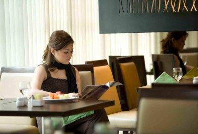 Restoran Parigi Hotel Santika BSD.(fit)
