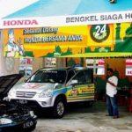 Honda Siapkan Bengkel Siaga Mudik Lebaran