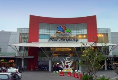 Summarecon mall Serpong.(bbs)