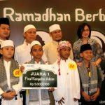 HERO Ajak Anak Isi Liburan dengan Ramadhan Berbagi