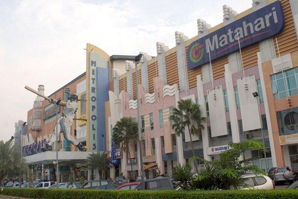 Metropolis Town Square, Tangerang. (bbs)
