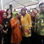 Kerajinan Nusantara Ada di Gelaran Harganas XXII