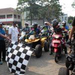 Komunitas Motor Harus Jadi Contoh Tertib Berlalu-lintas