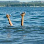 Polsek Cisauk Cari Korban Hanyut di Sungai Cisadane