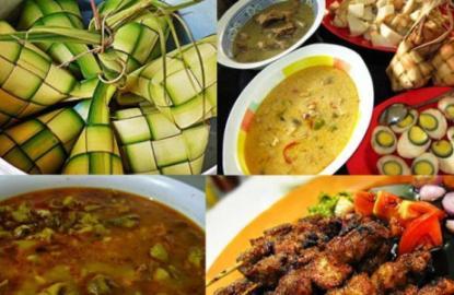 Hidangan Lebaran, ilustrasi. (bbs)
