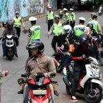 Angka Kecelakaan Minim, Ribuan Kendaraan Kena Tilang