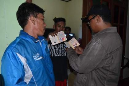 Operasi BIna Kependudukan di Kecamatan Pinang. (ist)