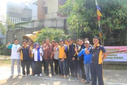Foto bersama usai pelaksanaan lomba Bersih Drainase. (ist)
