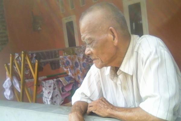 Jaan, pejuang kemerdekaan RI asal Kunciran. (fit)