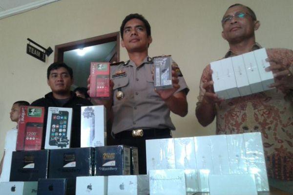 Kasus Smartphone Palsu, Polisi Belum Tetapkan Tersangka