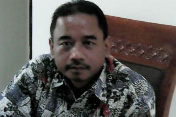 Ketua DPC PKB Tangsel, Ahmad Fauzi. (bbs)