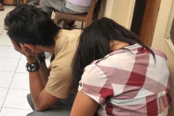 Pasangan Mesum Terjaring Razia Satpol PP Kota Tangerang