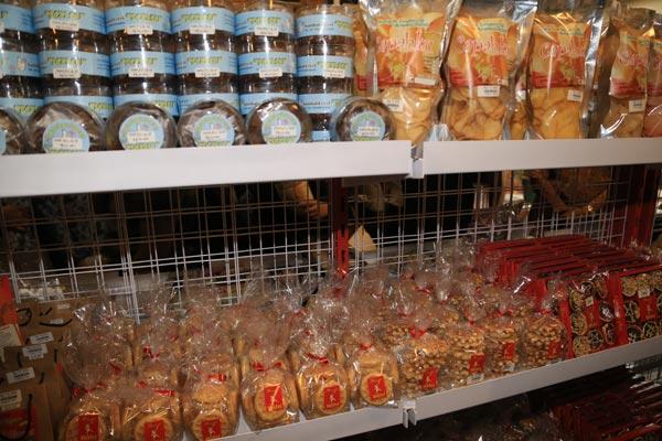 Produk-produk industri kecil menengah (IKM). (ist)