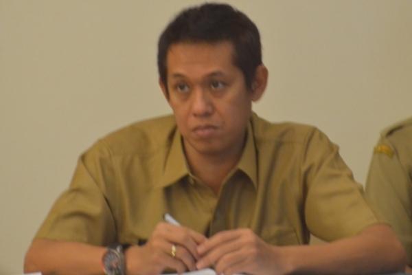 Kepala DKPP Kota Tangsel, Taher Rochmadi. (dok)