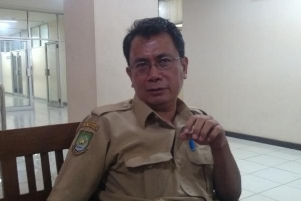 Sekda Kota Tangerang Dadi Budaeri. (bbs)