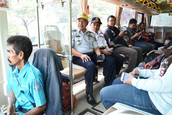 Trans Anggrek Kota Tangsel. (one)