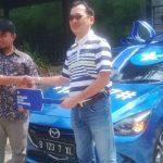 Undian XL, 3 Warga Tangerang Dapat Hadiah Mazda2