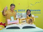 1 IKEA Anniversary Cake with Mark Magee and Eliza Fazia