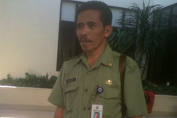 Kabag Hukum Setda Pemkot Tangsel, Ade Iriana. (one)