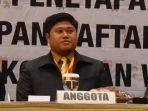 Anggota KPU Tangse_Ahmad Mujahid Zein