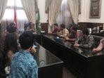 Audiensi HIPMI Banten dengan Gubernur