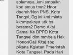 Demo Honorer