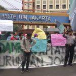 HMI Ciputat Desak Presiden Jokowi Mundur