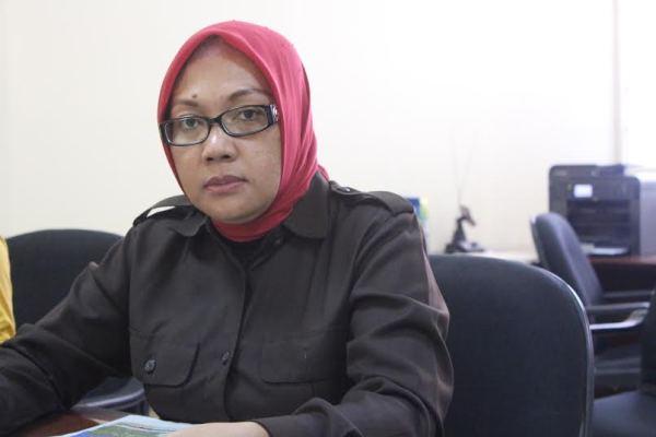 Suparmi, Ketua DPRD Kota Tangerang. (dok)