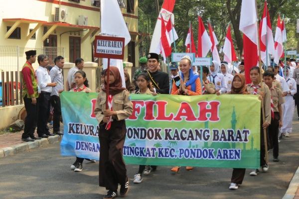 MTQ tingkat Kecamatan Pondok Aren. (one)