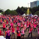 Oktobra, Gerakan Peduli Kanker Payudara