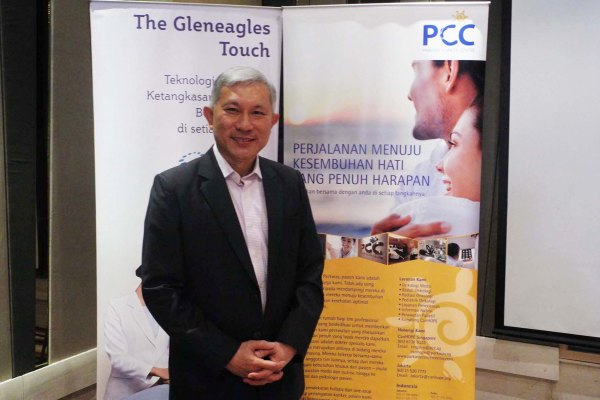 Senior Consultant and Deputy Medical Director Parkway Cancer Center  Khoo Kei Siong. (ist)