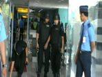 Simulasi Bom Bandara Soekarno Hatta