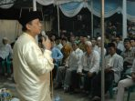 Wahidin Halim Sosialisasi 4 Pilar di Larangan