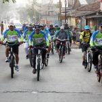 Walikota Tangerang Budayakan 'Bike to Work'