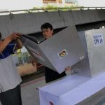 KPU Tangsel Manfaatkan Logistik Bekas Pilpres