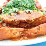 Ada Crab Mania Fiesta di Mercure Alam Sutera