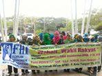 forum honorer indonesia kota tangsel demo dprd