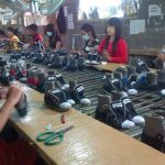 Industri Alas Kaki Indonesia Masuk 6 Besar Dunia