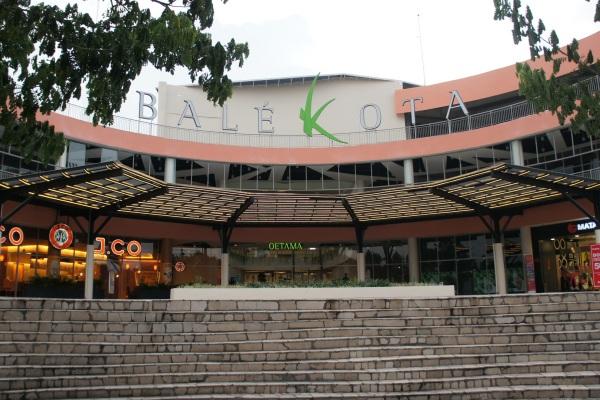 Mall Bale Kota di Kota Tangerang. (bbs)
