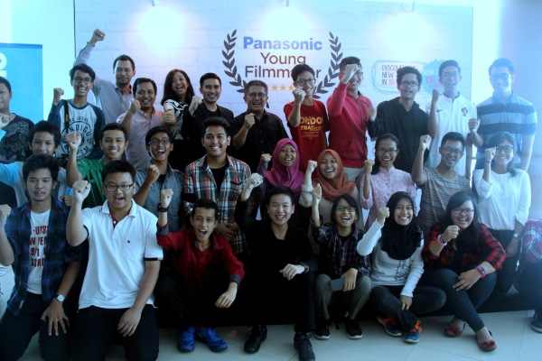 Peserta Panasonic Young Filmmaker 2015. (bud)